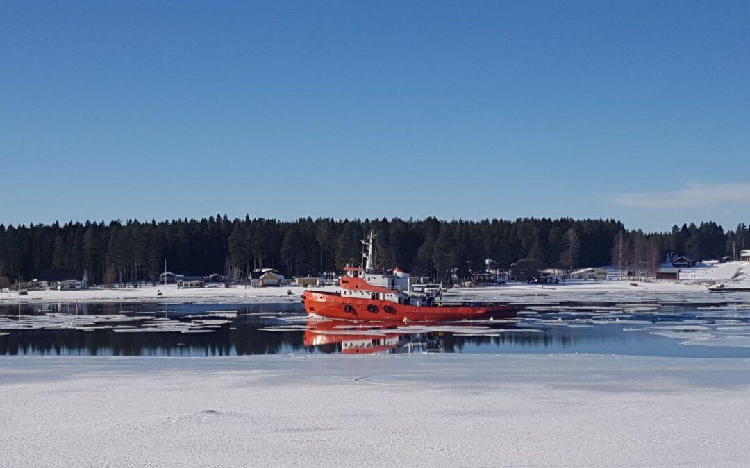 Isolering Piteå med sjöutsikt