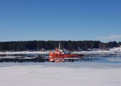 Isolering Piteå med sjöutsikt 3