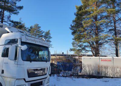 Isolering Piteå med sjöutsikt 2